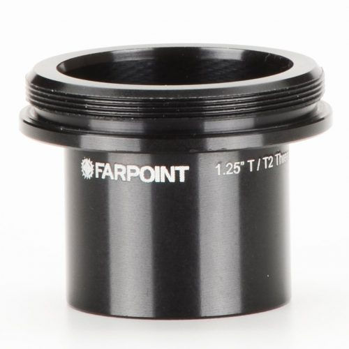 Farpoint 1.25 Inch T-Ring Prime Focus Adapter